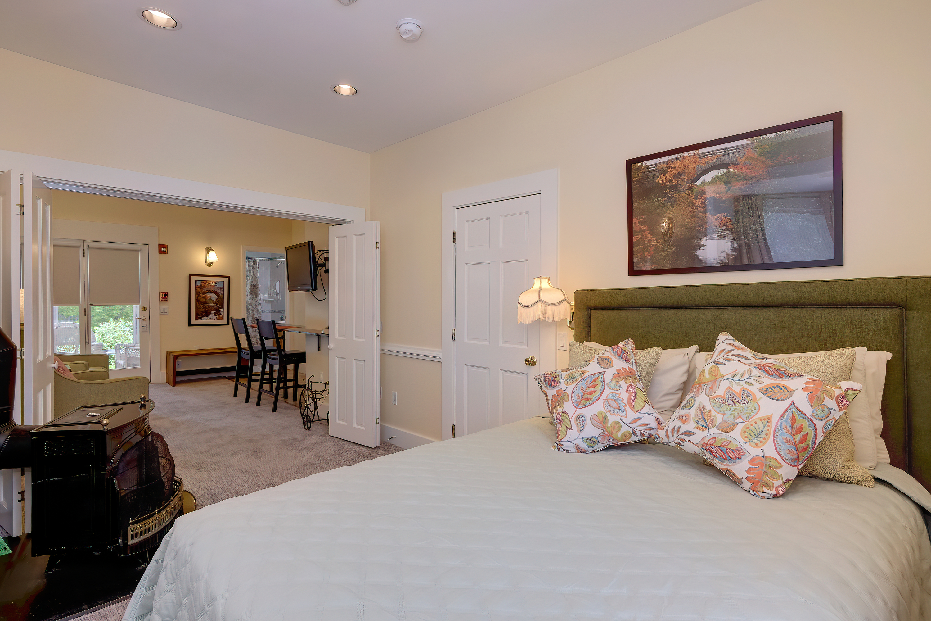 Introducing The Carriage Road Suite (formerly North Suite)