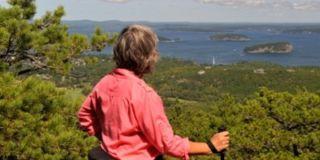 Overlooking Bar Harbor