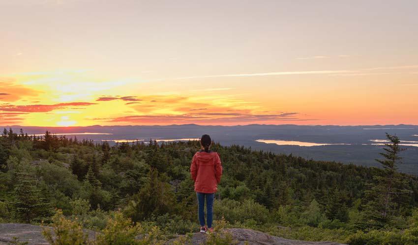 Acadia Postpones Park Reservation Plans