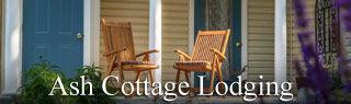 Ash Cottage Button
