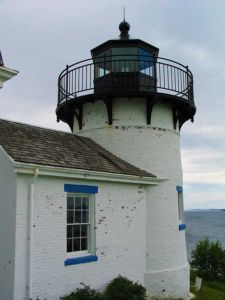 Bear Island Light