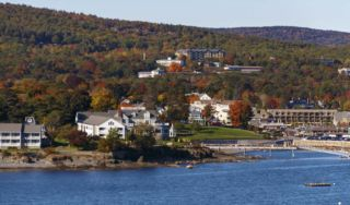 Fall Bar Harbor