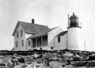 Winter Harbor Light