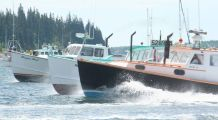 Bass Harbor Lobster Boat Races