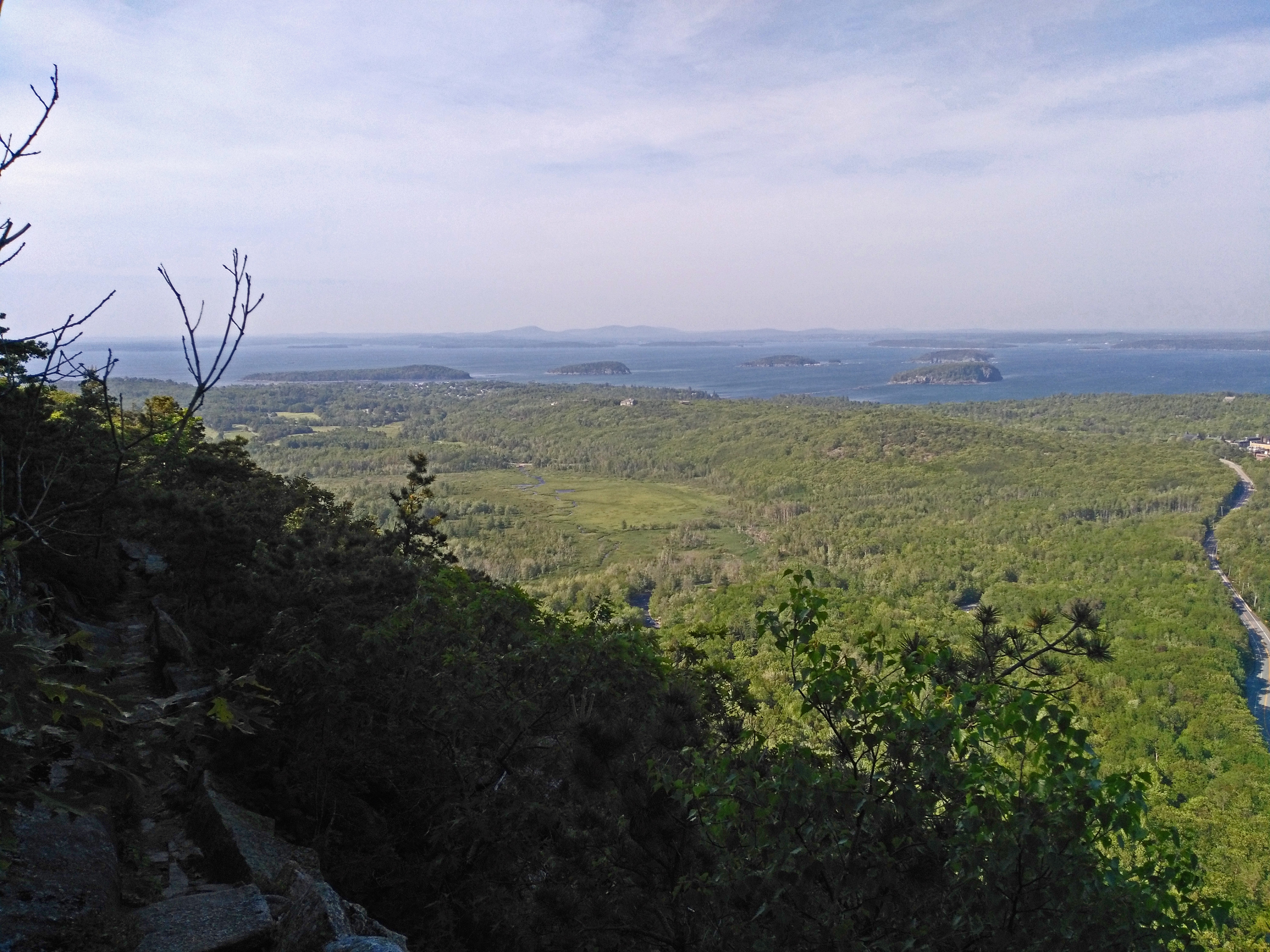 Acadia Hiking Guide: Dorr Mountain