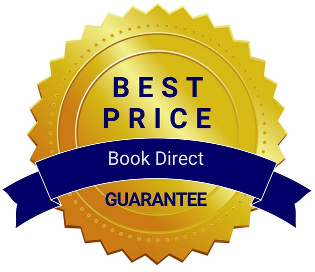 We Offer the Best Rate on Our Website- Always!