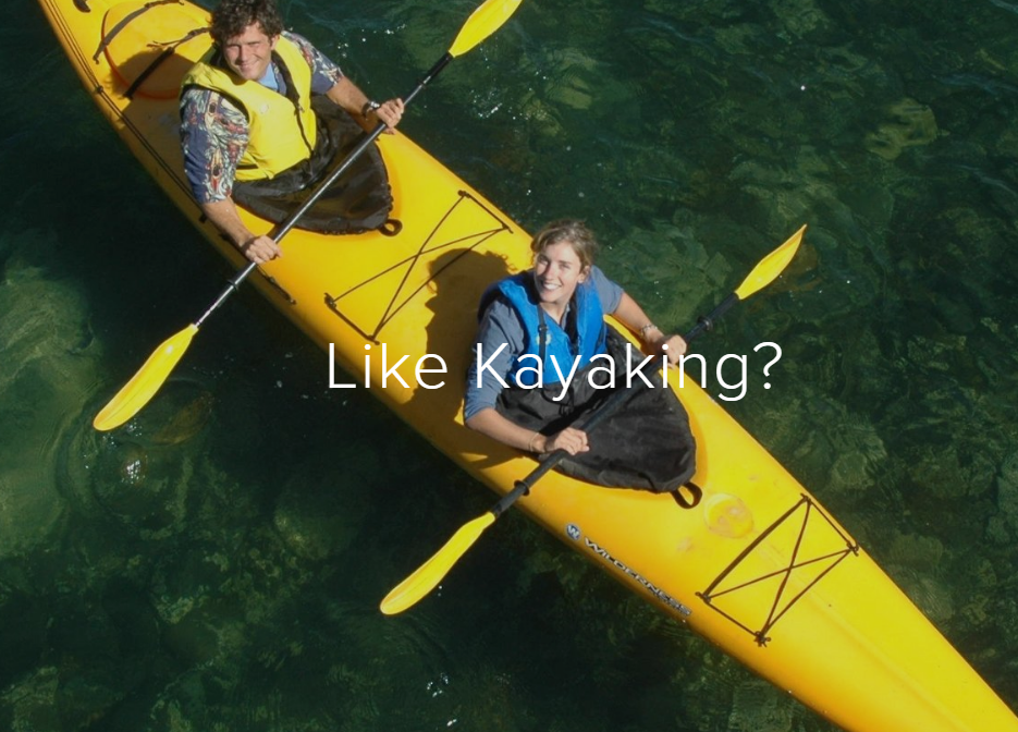 Special Rates for Kayak Tours!